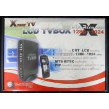 Внешний TV tuner KWorld V-Stream Xpert TV LCD TV BOX VS-TV1531R (Димитровград)