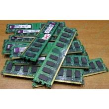 ГЛЮЧНАЯ/НЕРАБОЧАЯ память 2Gb DDR2 Kingston KVR800D2N6/2G pc2-6400 1.8V  (Димитровград)