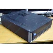 Лежачий четырехядерный компьютер Intel Core 2 Quad Q8400 (4x2.66GHz) /2Gb DDR3 /250Gb /ATX 250W Slim Desktop (Димитровград)