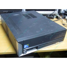 Лежачий четырехядерный системный блок Intel Core 2 Quad Q8400 (4x2.66GHz) /2Gb DDR3 /250Gb /ATX 300W Slim Desktop (Димитровград)