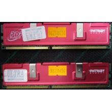 Память 512Mb (2x256Mb) DDR-1 533MHz Patriot PEP2563200+XBL (Димитровград)
