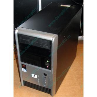 4 ядерный компьютер Intel Core 2 Quad Q6600 (4x2.4GHz) /4Gb /160Gb /ATX 450W (Димитровград)