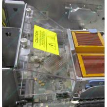 Прозрачная пластиковая крышка HP 337267-001 для подачи воздуха к CPU в ML370 G4 (Димитровград)