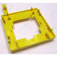 Жёлтый держатель-фиксатор HP 279681-001 для крепления CPU socket 604 к радиатору (Димитровград)