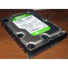 Б/У жёсткий диск 2Tb Western Digital WD20EARX Green SATA (Димитровград)